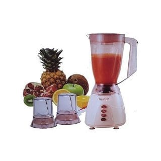 Signature Blender 3 in 1 with Grinder - 1.5 Litres