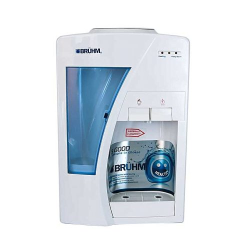 Bruhm Hot & Normal Water Dispenser with Cup Holder-BWD HN 10T