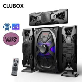 CLUBOX 3.1 Bluetooth Speaker System IC-1103