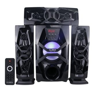 CLUBOX 3.1 Bluetooth Speaker System FL 6030