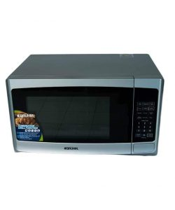 Bruhm Digital Control Microwave Oven With Grill - 25 Litres - Silver-BMO-925EG