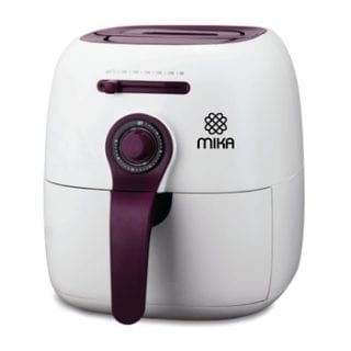 Air Fryer, 2.2 Ltrs, White & Purple
