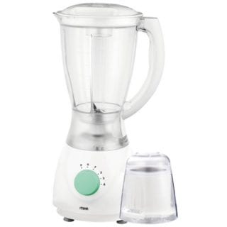 Blender, 1.7L, 550W, With Grinder, White & Green