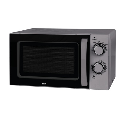 Microwave Oven, 20L, Silver
