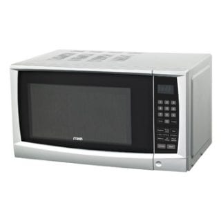 Microwave Oven, 20L, Digital Control Panel, Silver