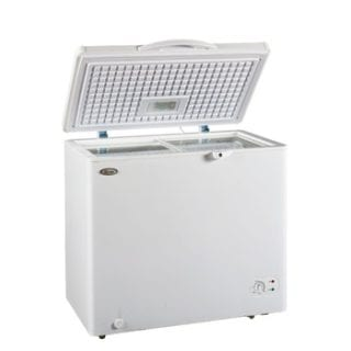Deep Freezer, 200L, White