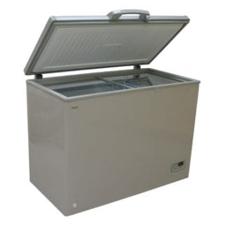 Deep Freezer, 300L, Silver Grey